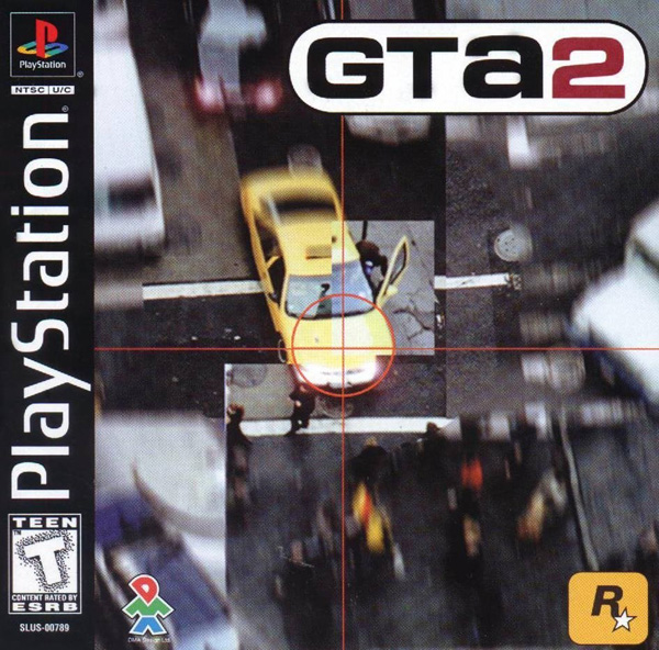Grand Theft Auto 2 [NTSC-U] Front Cover